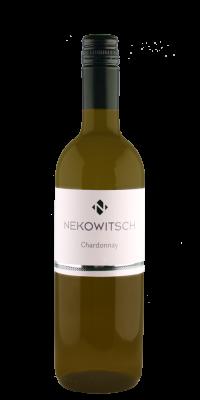 Weinflasche Nekowitsch Chardonnay