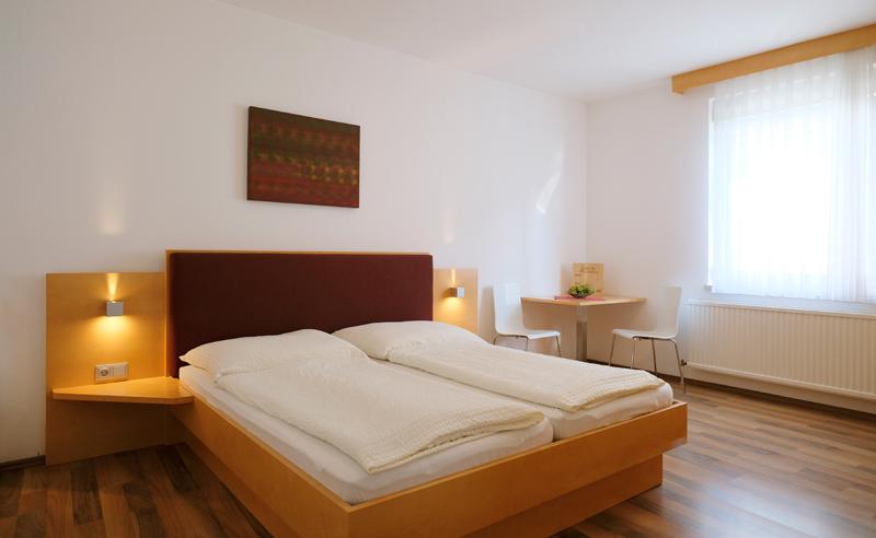 Doppelzimmer am Weingut Nekowitsch