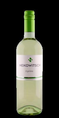 Nekowitsch Weinflasche il primo