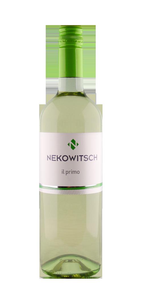 Weinflasche Nekowitsch il primo
