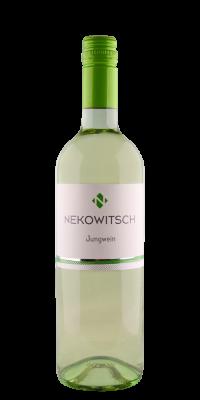 Nekowitsch Weinflasche Jungwein