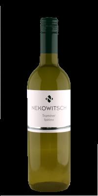 Nekowitsch Traminer Spätlese