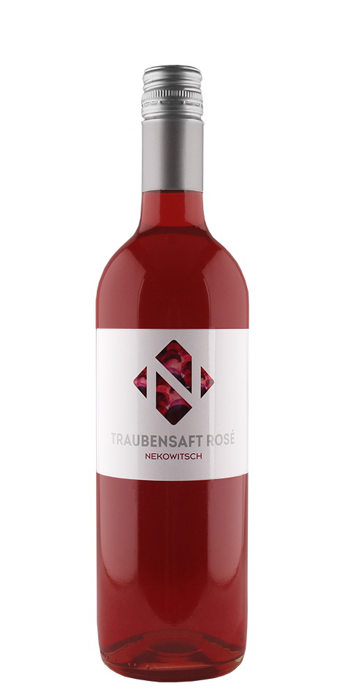Nekowitsch Traubensaft Rosè