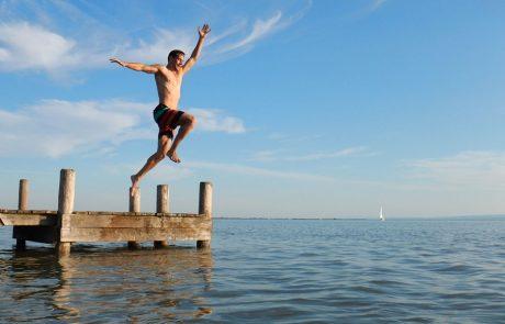 Sommer am See, Steve Haider