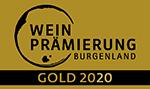 Logo Weinprämierung Burgenland 2020 GOLD