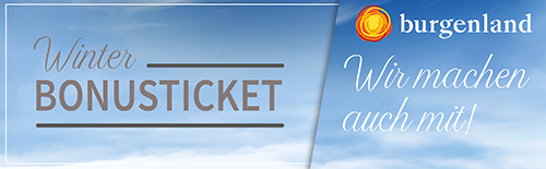 Winter Bonus Ticket Burgenland